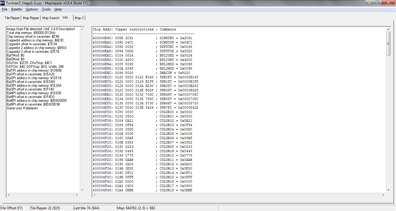 Maptapper » Codetapper's Amiga Site